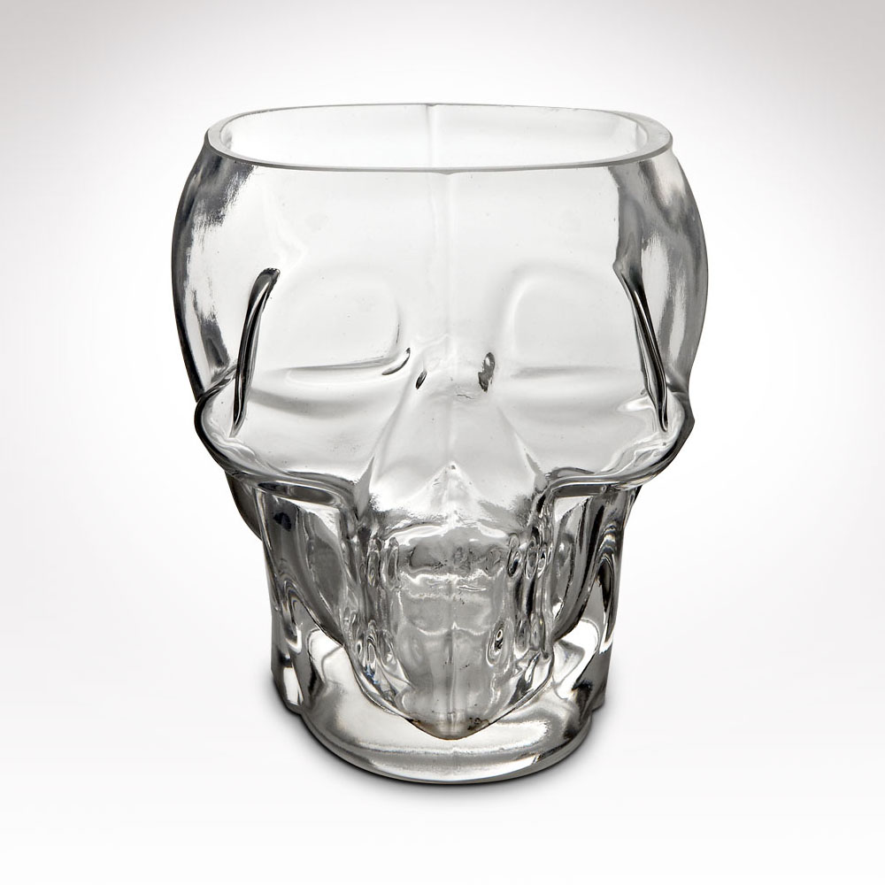 Http Jacintapreston Com B Product Glass Skull Vessel