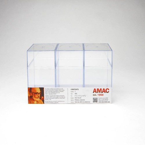 Amac Box Crystal Clear